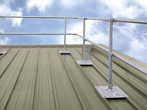 金属屋面护栏